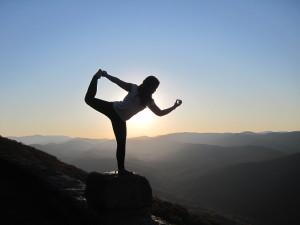 Maria Balcazar yoga