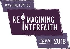 Re Imagining Interfaith Logo